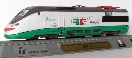 E404 Del Prado (modello non motorizzato)