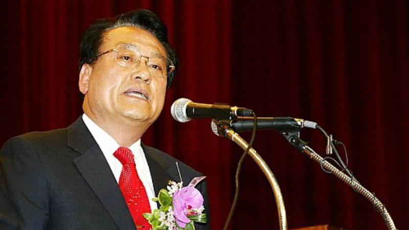 김호일 신미래당 총재.