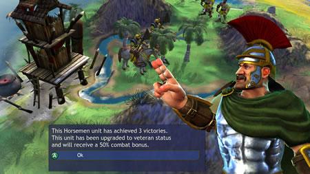 Civilization Revolutionスクリーンショット多数公開