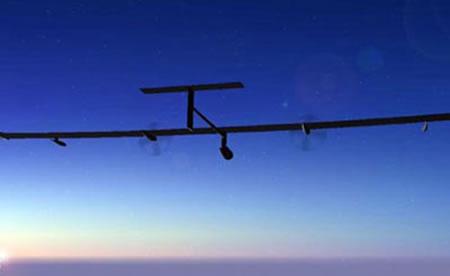 燃料補給なしで世界一周できる飛行機