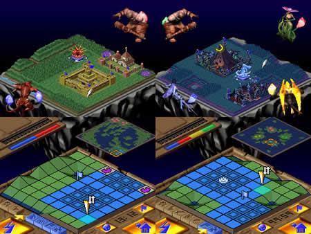 ゲームレビュー DS「ポピュラスDS」