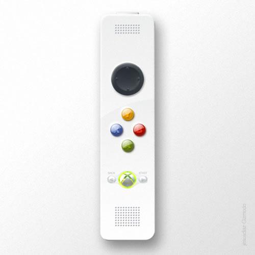 Xbox 360でもWiiリモコンを開発中。コードネームはニュートン