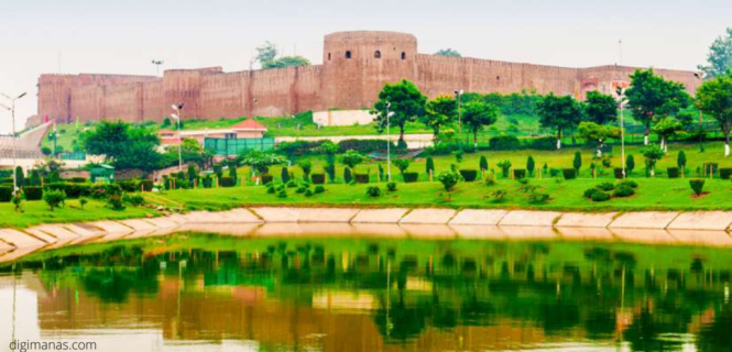 Bahu Fort- Places To Visit In Jammu