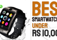 Smartwatches Under 10,000