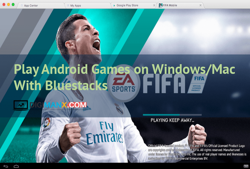 Play Android Games on PC With Bluestacks