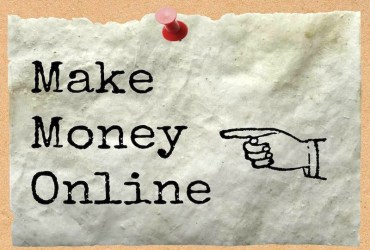 How to actually make money online