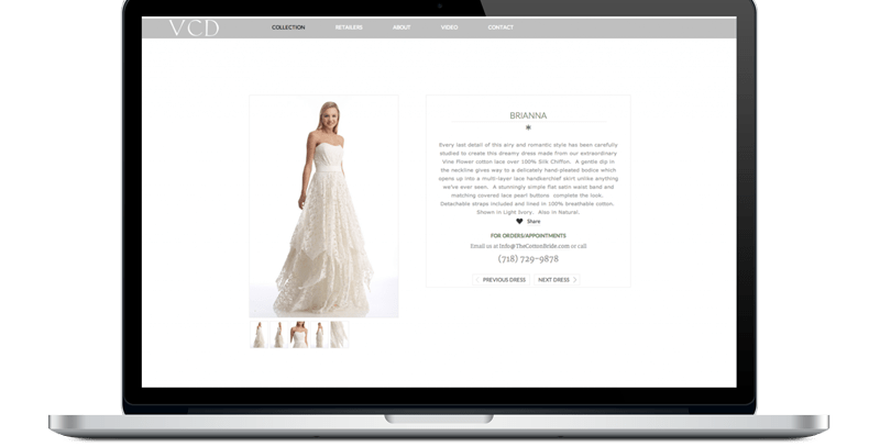 Bridal lookbook fashion website design web design Wedding dress design app