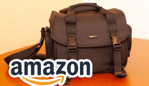 格安カメラバッグ Amazonベーシック 一眼レフ用ショルダーバッグ