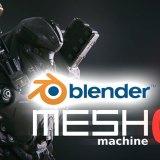blender mesh_machine0.6