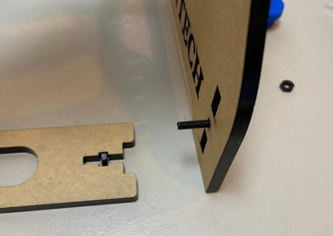 3DPrinter 3Dプリンター フィラメント ホルダー