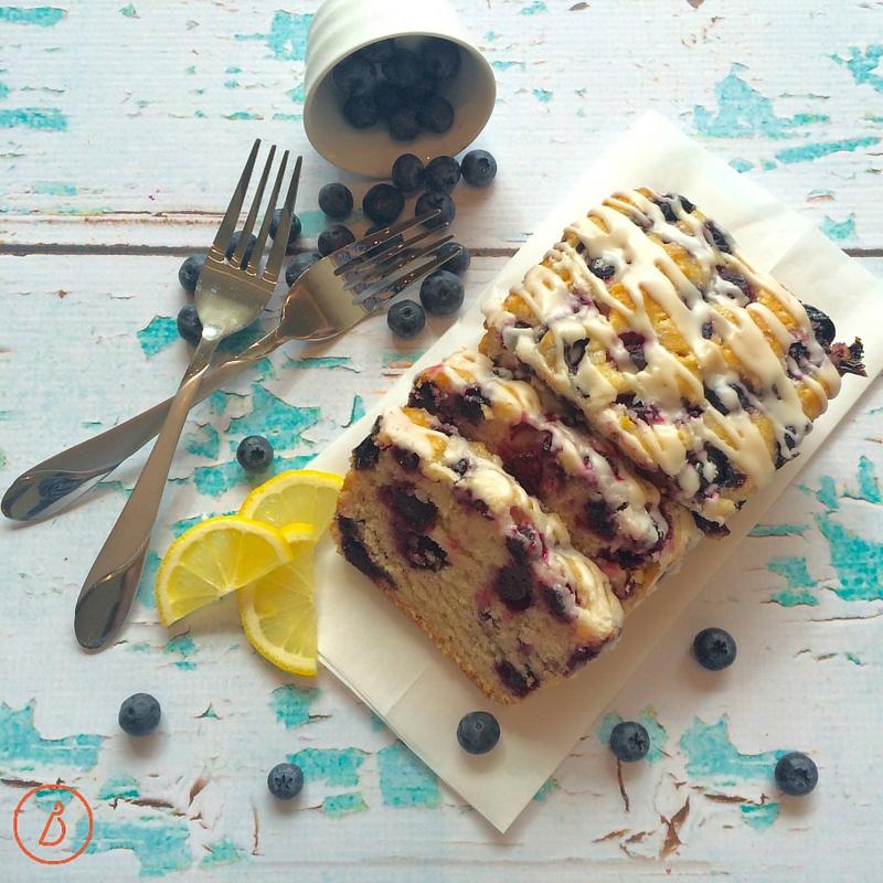 Meyer Lemon Blueberry Cake - Reader Favorite Recipe 2015
