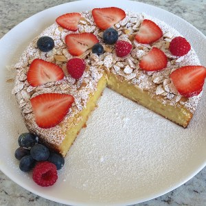 Passover Favorite Recipes including this Lemon Almond Cake