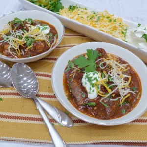A Little Spicy Mexican Stew