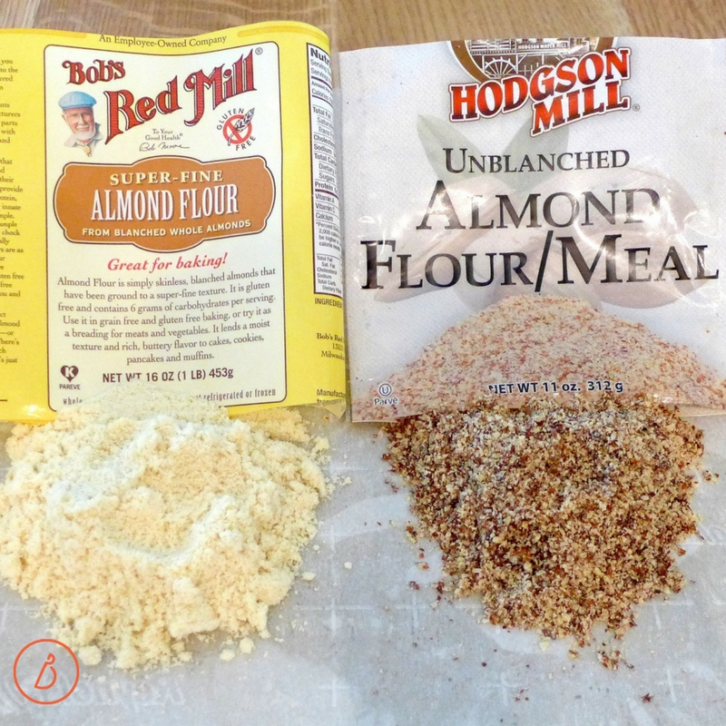 """Extra fine almond flour produces a pale, fine crumbed bread while almond meal yields a dark, coarse textured, """"seed-like"""" bread. Almond Flour and Honey Sandwich Bread recipe and helpful tips at digiinwithdana.com"""