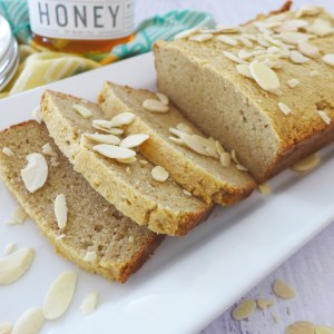 Almond Flour and Honey Sandwich Bread