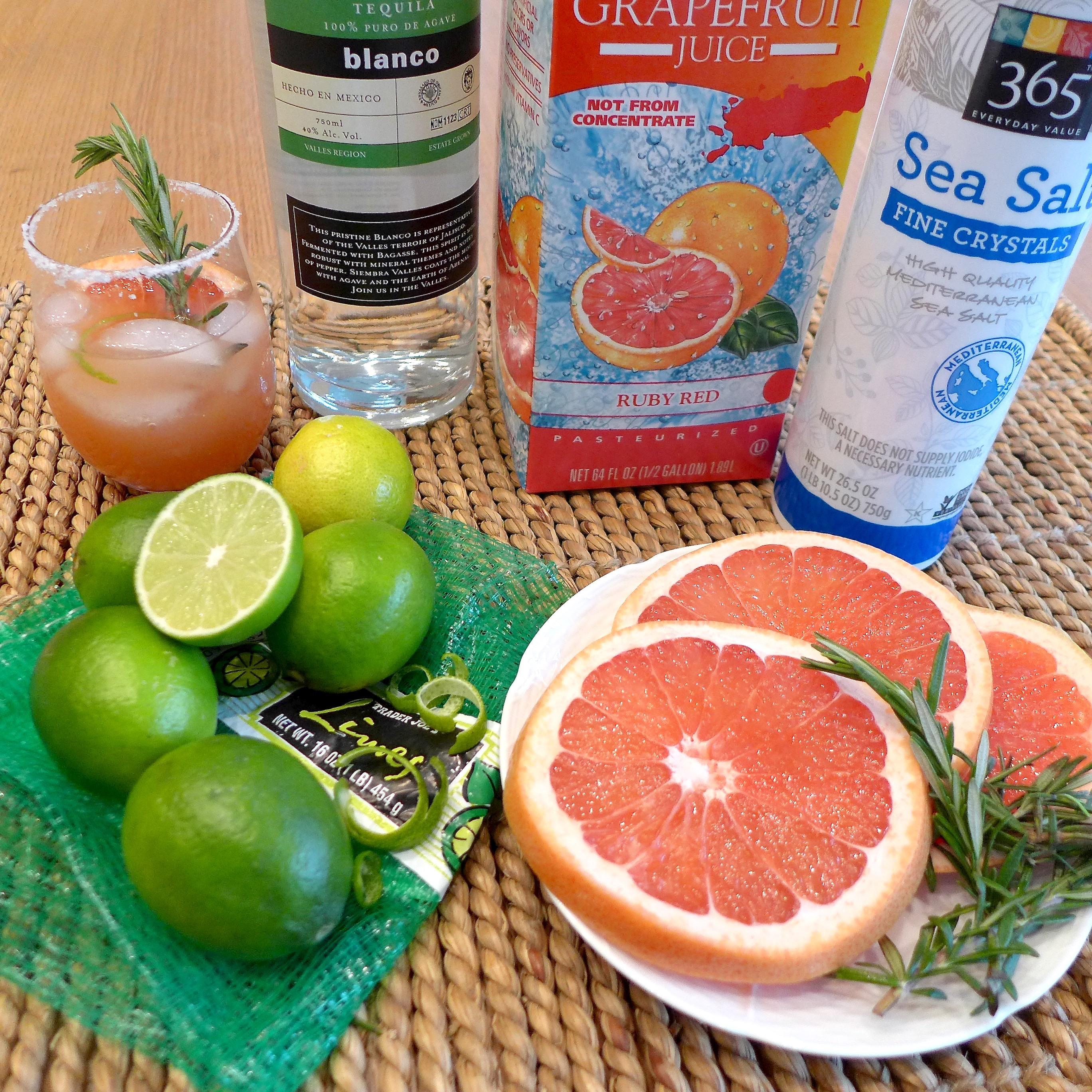 Simple Ruby Margaritas at diginwithdana.com