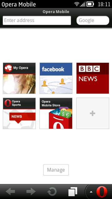 Opera Mobile 12 released for Android and Symbian (S60 including