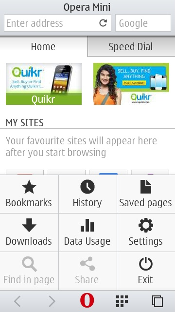 Opera launches Opera Mini 8 (Java app) – a major update
