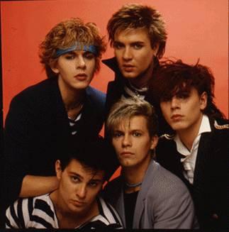 Duran Duran 1981
