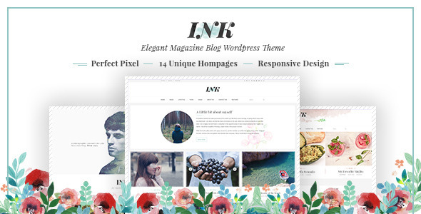 Magazine Blog WordPress Themes