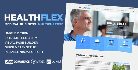 healthflex - medical templates