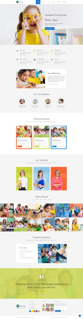 primary-kindergarten-wordpress-themes