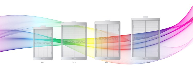 Transparent LED Poster Sizes