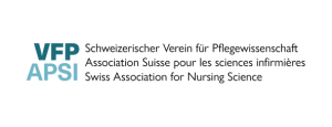 Logo Schweizerischer Verein für Pflegewissenschaft