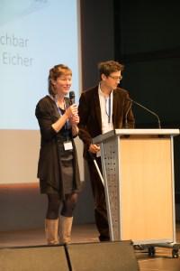 Prof. Manuela Eicher & Mathis Brauchbar