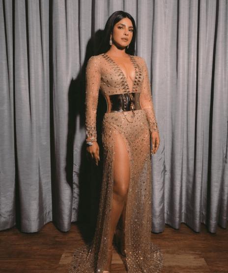 Billboard Music Awards 2021: Priyanka Chopra, Nick Jonas Power Dressing