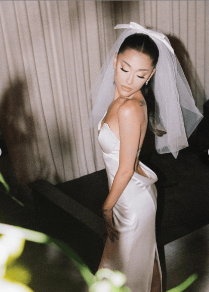Trending: Cutest Pics From Ariana Grande And Dalton Gomez's Home Wedding