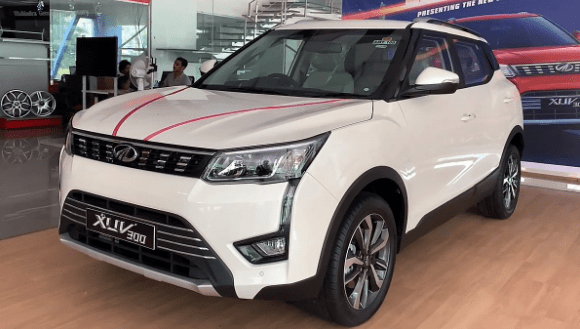 Mahindra Looks 90 Per Cent Growth In XUV300: Outline