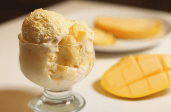 Anyone Tried Mango Lassi Ice Cream? Make Most Of Mangoes in this Sunny days
