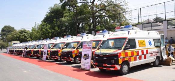 Manipur Asks Ambulances To Dumb Sirens Amid Rising COVID-19 Anxiety