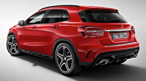 Mercedes-Benz GLA And AMG GLA 35 Launched In India; Starting From ₹ 42.10 Lakh