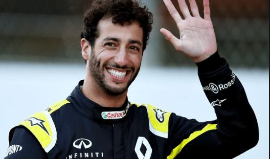 Ricciardo Tells Ferrari Talks Never Were Very Serious