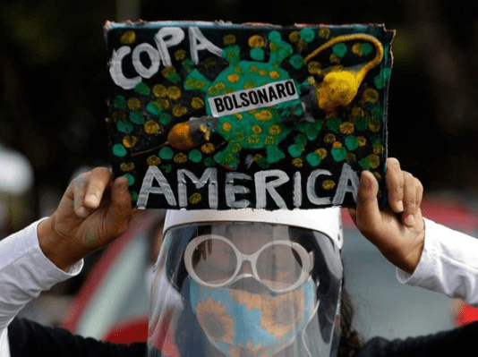 Brazil's Supreme Court Allows Copa America