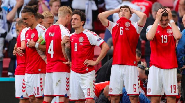 Finland beats Denmark at Euro 2020