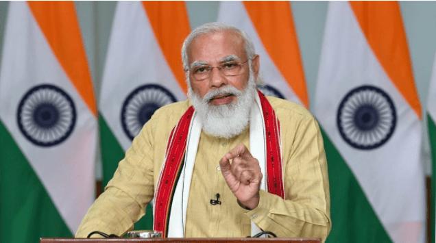 Modi Declares M-Yoga App In Many Languages