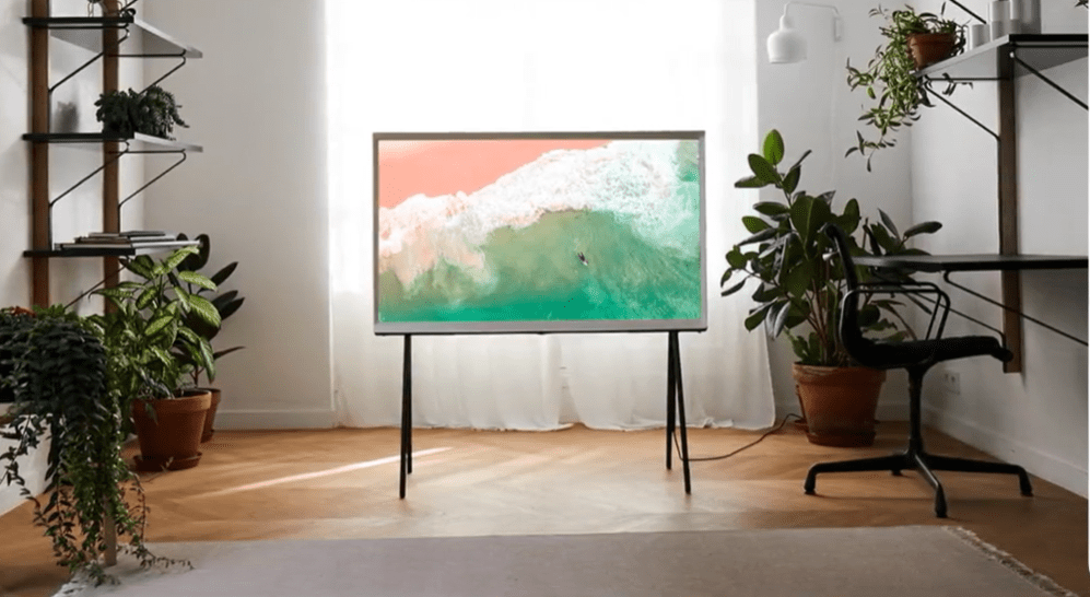 Samsung The Serif TV Details Are Here!