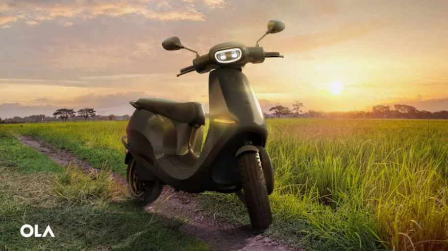Ola S1 Scooter With 8.5kW of Peak Power Launched in India