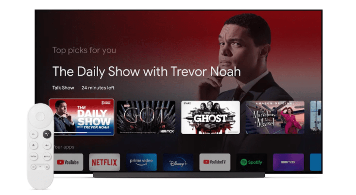 Google TV Plans to Add Ad-Supported Live TV Channels
