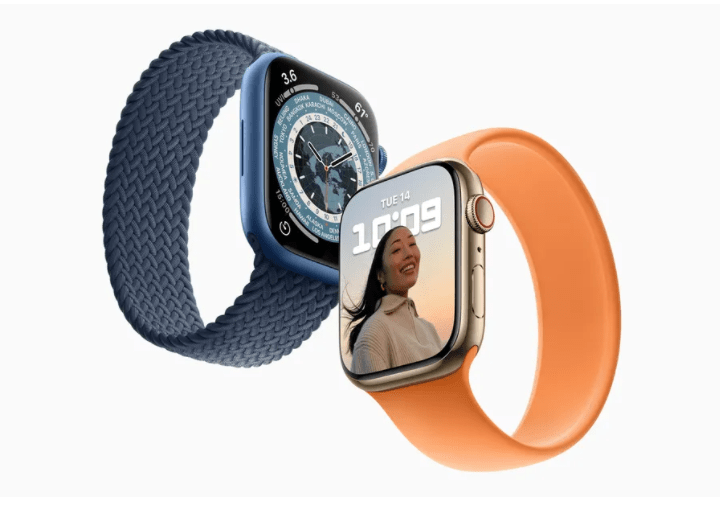 Apple Watch Series 7 Launch Set for October 15