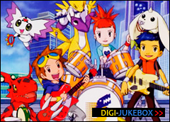 Digimon Jukebox