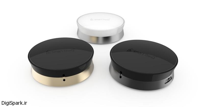 سنسور SmartThinQ برای هوشمندسازی لوازم منزل