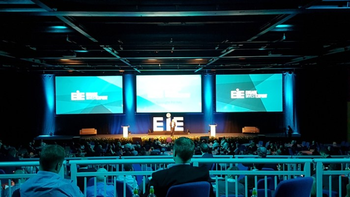 Scottish Entrepreneurs EIE 2018