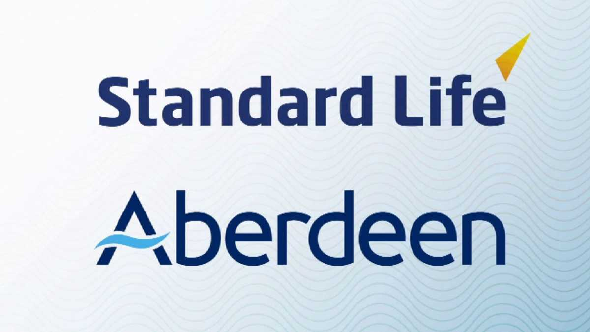 Gilbert says he hopes to be running Standard Life Aberdeen in 2027