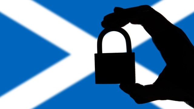 Scotland's cyber crime risk increasing