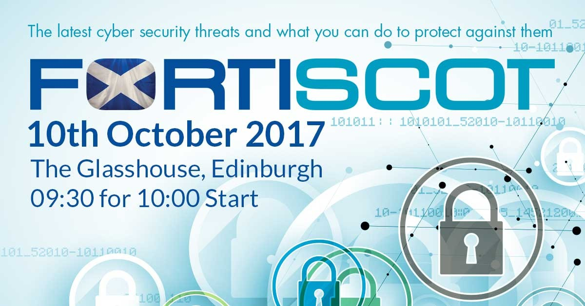 FORTISCOT Cyber Security Event