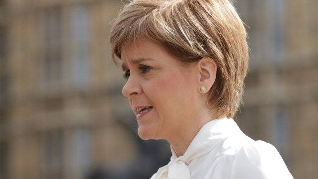 Nicola Stugeon: Scotland's First Minister Will Give The Keynote At Scotland's Startup Summit